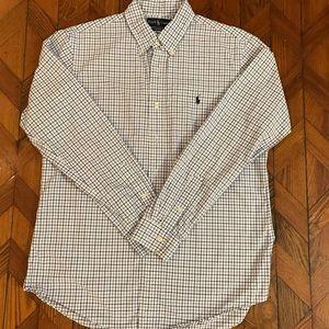 Ralph Lauren custom fit L Button Down